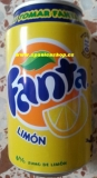 24 tins Fanta, org. with lemon  0,33l tin