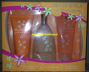 Eau de Toilette and Showergel and Bodycream