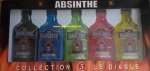 "Absinthe Mini-Set Edition ""Le Diable"" 5x4 cl. CF"