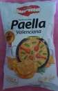 Potato chips with Paella taste