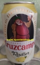 Beer Cruzcampo with lemon, 80 x 0,33l cans, only 1x