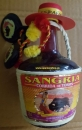 Sangria bottle with castanets and hat 25 cl. CF