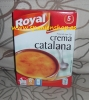 Royal Catalan Cream 120 gr