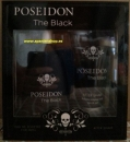 "Set Eau de Toilette and After Shave ""Poseidon black"" for Men"