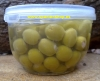 Olives filled with Boqueron (little Sardines) 500 gr