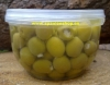 Olives filled with salmon 1000 gr